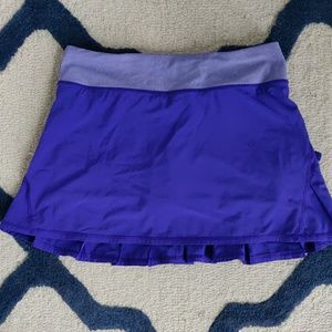 Lululemon Skirt Skort Size 6 Tall